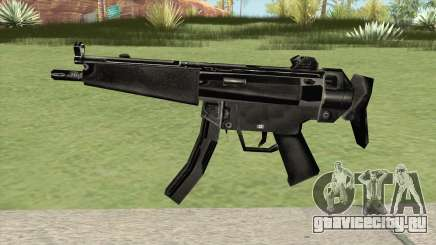 MP5 (Counter Strike 1.6) для GTA San Andreas