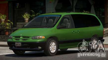 1996 Dodge Grand Caravan для GTA 4