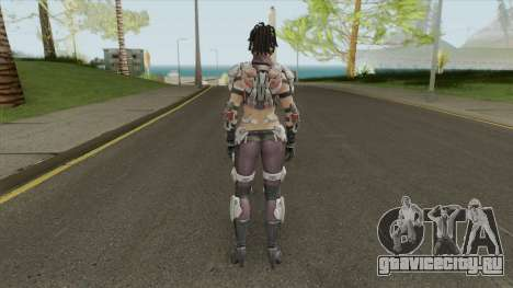 Maven Ordinary (Ghost In The Shell) для GTA San Andreas