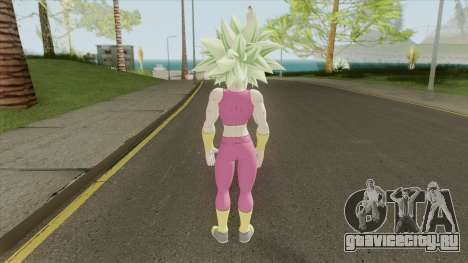 Kefla (Dragon Ball FighterZ) для GTA San Andreas