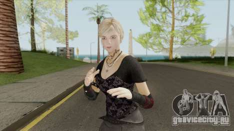 Witch (Alone In The Dark: Illumination) для GTA San Andreas