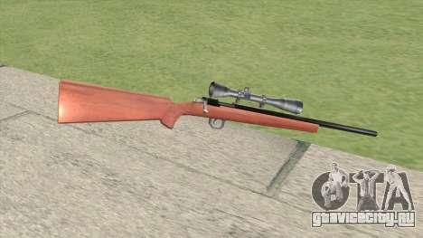 Sniper Rifle (HD) для GTA San Andreas
