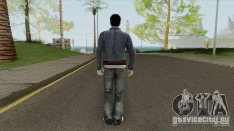 Wei Shen (Sleeping Dogs) для GTA San Andreas