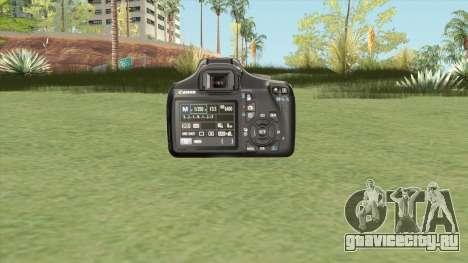 Camera (HD) для GTA San Andreas