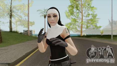 Jacqueline Moorehead (Hitman: Absolution) для GTA San Andreas