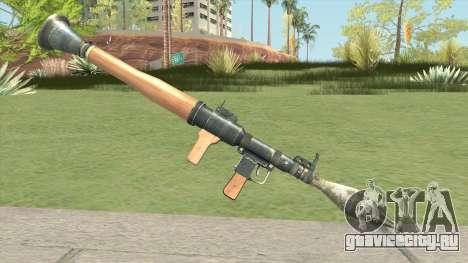 Rocket Launcher (HD) для GTA San Andreas