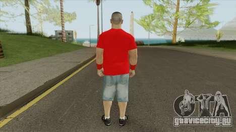 John Cena V2 для GTA San Andreas