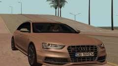 Ауди С4 Авант В8.5 для GTA San Andreas