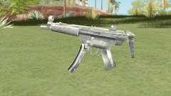 MP5 (HD) для GTA San Andreas