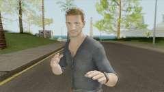 Nathan Drake (Uncharted 4) для GTA San Andreas