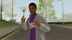 New Ballas Skin V3 (HD) для GTA San Andreas