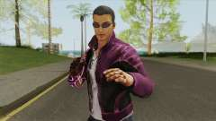 Johnny Gat (Saints Row: Gat Out Of Hell) для GTA San Andreas