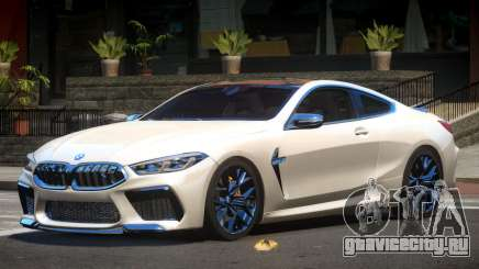 BMW M8 Competition для GTA 4