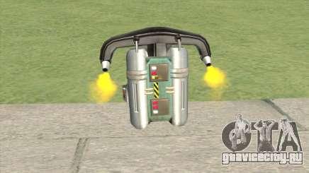 Jetpack (HD) для GTA San Andreas