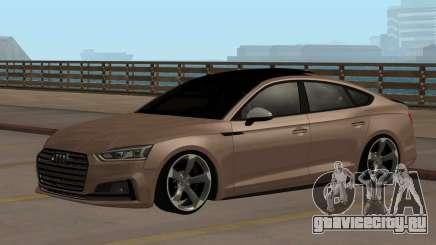 Ауди С5 Спортбэк В9  для GTA San Andreas