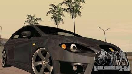 Сиденье Леон Купра Р 1P1 для GTA San Andreas