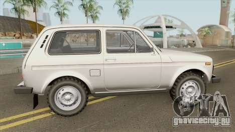 ВАЗ 2121 Нива (HQ) для GTA San Andreas