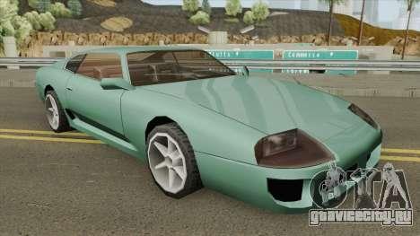 Jester (No Dirt) для GTA San Andreas