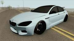BMW M6 Gran Coupe (Modified) для GTA San Andreas