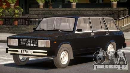 VAZ 2104 для GTA 4