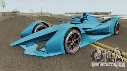 Spark SRT05e (Formula E) 2018 для GTA San Andreas
