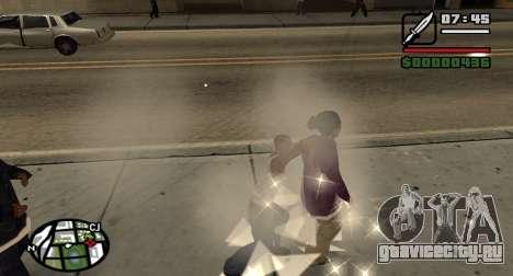 Круче Дениз Телохранитель для GTA San Andreas