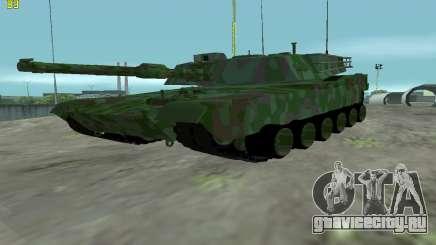 Армия носорог танк США  для GTA San Andreas
