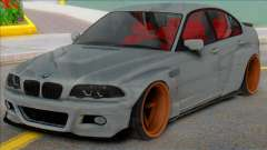 BMW E46 Sedan WideBody