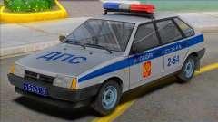 ВАЗ-2109 Милиция ДПС 2002
