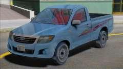Toyota Hilux 2014 MY