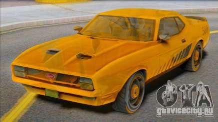 GTA V-style Vapid Ellie GT 500 для GTA San Andreas
