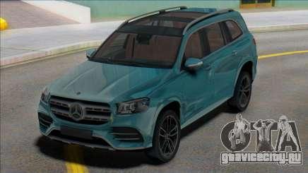 Mercedes-Benz GLS 2020 для GTA San Andreas