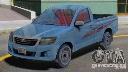 Toyota Hilux 2014 MY для GTA San Andreas