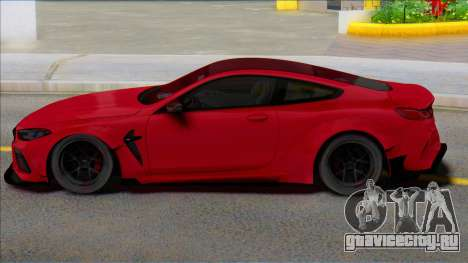 BMW M8 для GTA San Andreas