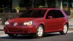 Volkswagen Golf PSI S-Tuned для GTA 4
