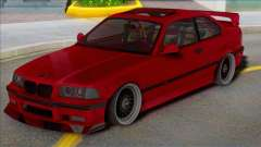 BMW M3 E36 Low Tuning