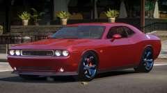Dodge Challenger SRT8 SP для GTA 4