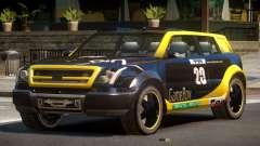 Bay Car from Trackmania United PJ2 для GTA 4