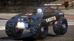 RC Bandito Custom V5 для GTA 4