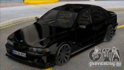 BMW E39 Romanian Plates для GTA San Andreas