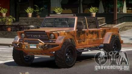 Canis Kamacho L10 для GTA 4