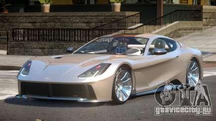 Grotti Itali GTO для GTA 4