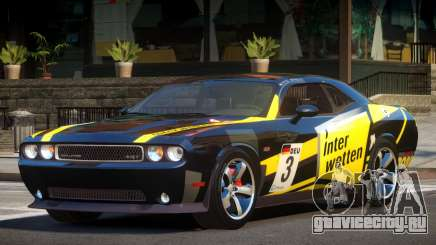 Dodge Challenger SRT8 SP L9 для GTA 4