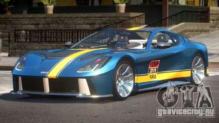 Grotti Itali GTO L1 для GTA 4