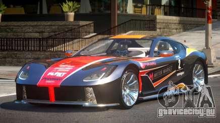 Grotti Itali GTO L8 для GTA 4