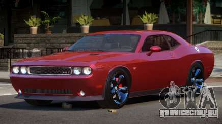 Dodge Challenger SRT8 SP для GTA 4