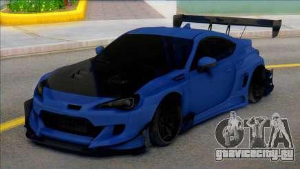 TOYOTA GT86 Carbon для GTA San Andreas