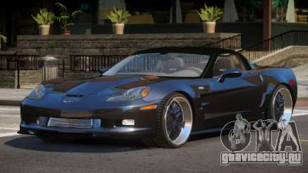 Chevrolet Corvette ZR1 Hero Edition для GTA 4