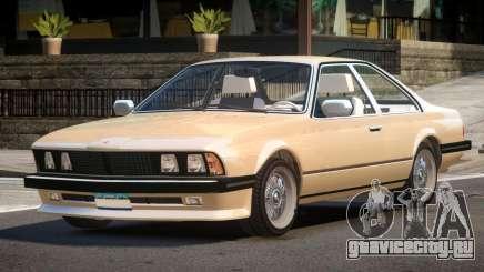 Ubermacht Zion Classic HQI для GTA 4