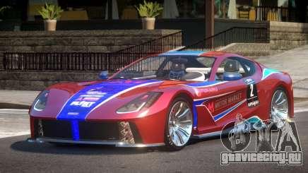 Grotti Itali GTO L7 для GTA 4